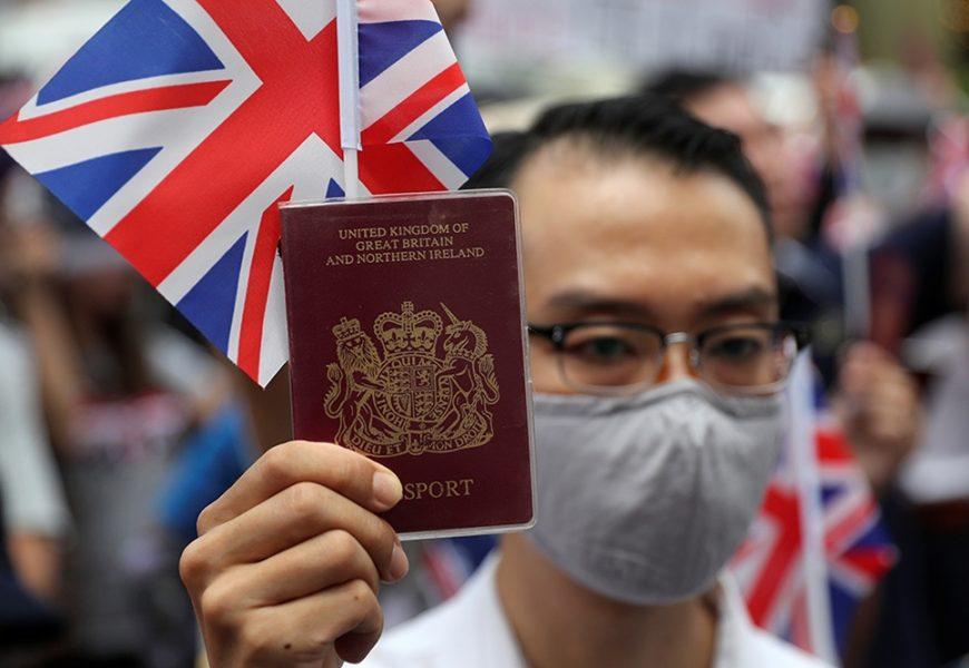 [英國移民] 英國130名國會議員聯署 擬以聯邦方案予港人居留權