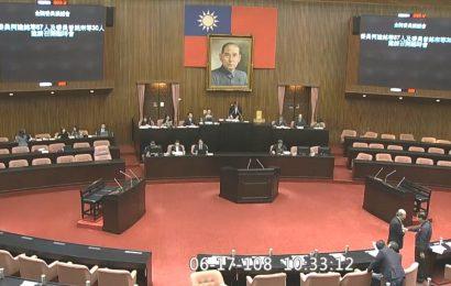 [新聞] 台灣立院三讀「大學法」修正案 新住民升學比照外籍生