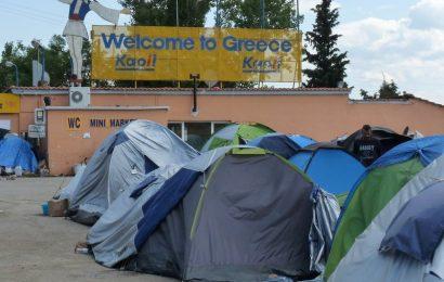 [新聞] 希臘關閉擁擠難民營 移民政策掀議