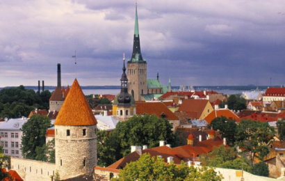 """[新聞] 愛沙尼亞被譽為""""波羅的海之虎"""""""